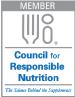 council for responsible nutrition logo