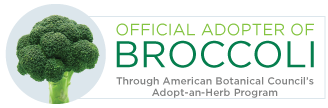official adopter of broccoli