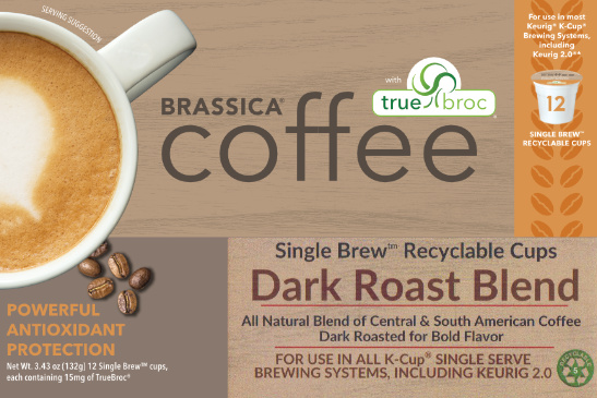 dark roast blend coffee