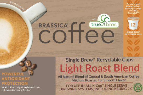 light roast blend coffee