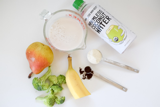 Broccoli Protein Smoothie Recipe