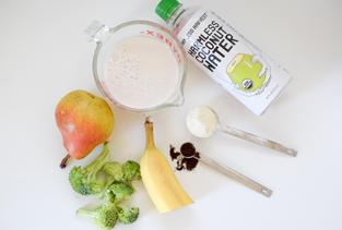 Broccoli Protein Smoothie Recipe