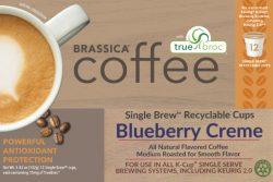 blueberry creme coffee
