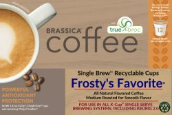 frosty's favorite coffee