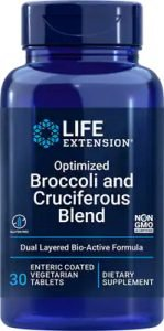 life optimized broccoli